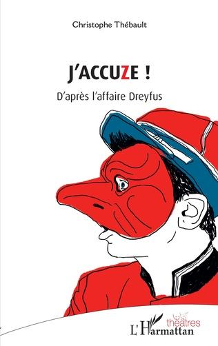 Couverture J'ACCUZE !