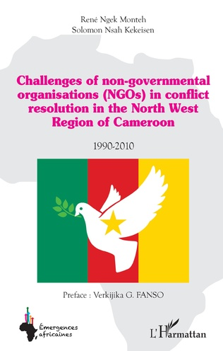 Couverture Challenges of non-governmental organisations (NGOs) in conflict resolution