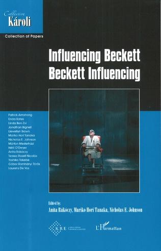 Couverture Influencing Beckett