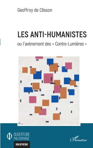 Couverture Les anti-humanistes