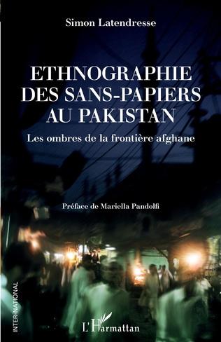 Couverture Ethnographie des sans-papiers au Pakistan