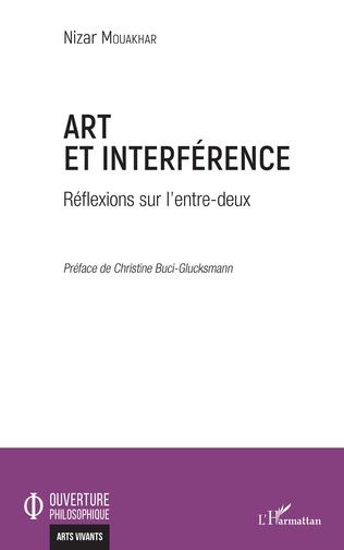 Couverture Art et interférence
