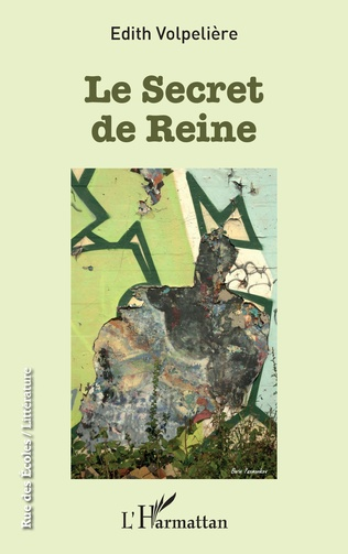 Couverture Le secret de Reine
