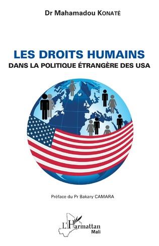 Couverture Les droits humains dans la politique étrangère des USA