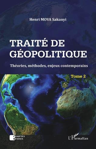 Couverture Traité de géopolitique Tome 2