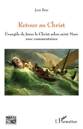 Couverture Retour au Christ