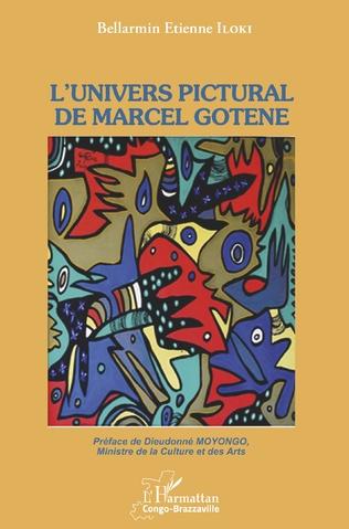 Couverture L'univers pictural de Marcel Gotène