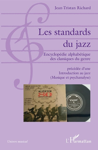 Couverture Les standards du jazz