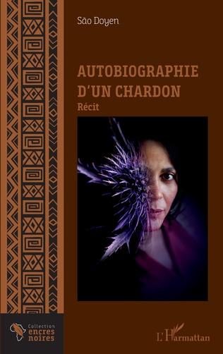 Couverture Autobiographie d'un chardon