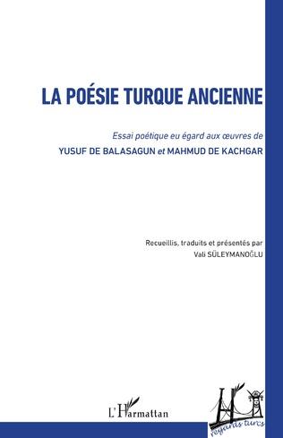 Couverture La poésie turque ancienne