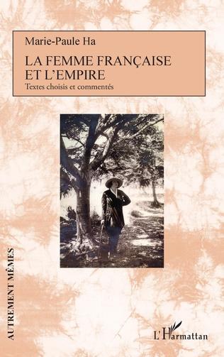 Couverture La femme française et l'empire