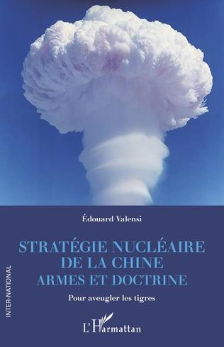 Couverture Stratégie nucléaire de la Chine
