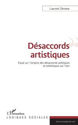Couverture Désaccords artistiques