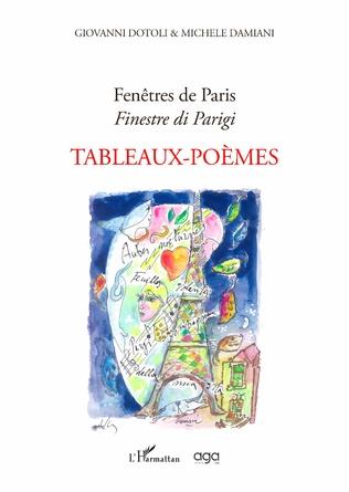 Couverture Fenêtres de Paris - Finestre di Parigi