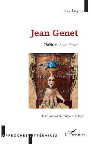Couverture Jean Genet