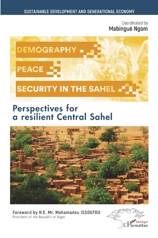 Couverture Demography, Peace and Security in the Sahel