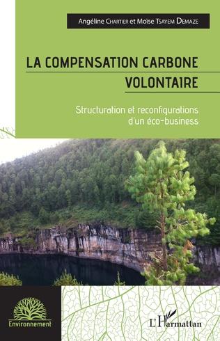 Couverture La compensation carbone volontaire