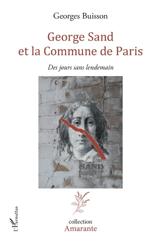 Couverture George Sand et la Commune de Paris