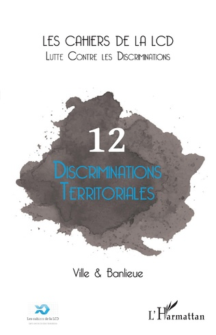 Couverture Discriminations territoriales