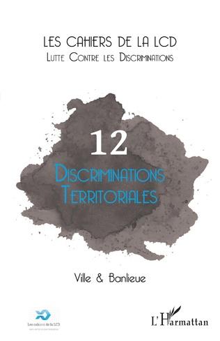 Couverture Discriminations territoriales