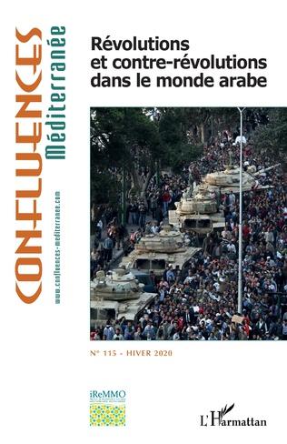 Couverture Révolutions et contre-révolutions dans le monde arabe