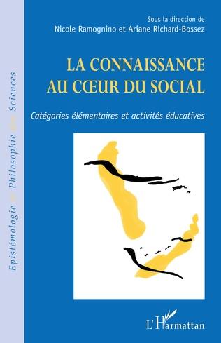 Couverture La connaissance et la sociologie du curriculum