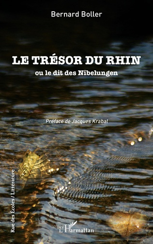 Couverture Le trésor du Rhin
