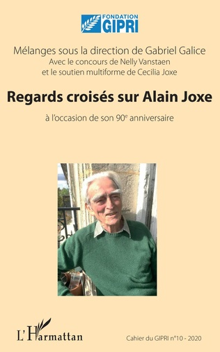 Couverture Regards croisés sur Alain Joxe