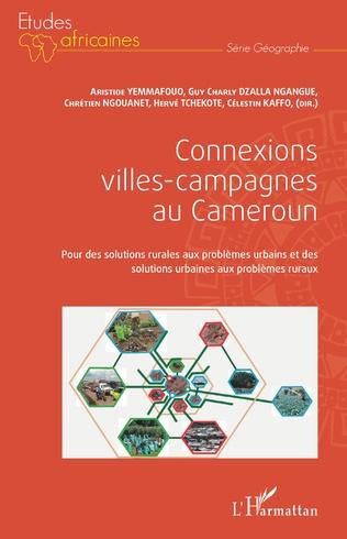Couverture Connexions villes-campagnes au Cameroun