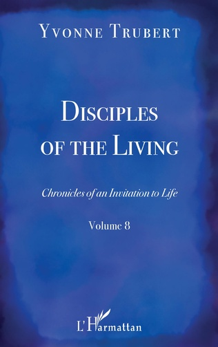 Couverture Disciples of the Living