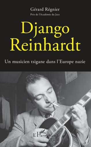 Couverture Django Reinhardt