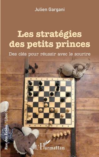 Couverture Les stratégies des petits princes