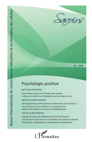 Couverture PSYCHOLOGIE POSITIVE
