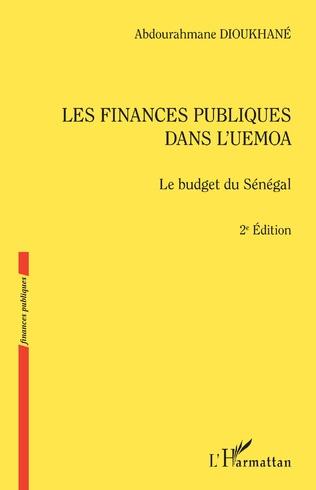 Couverture Les finances publiques dans l'UEMOA (2ème édition)