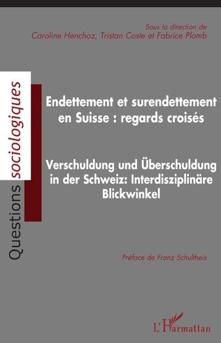 Couverture Endettement et surendettement en Suisse : regards croisés