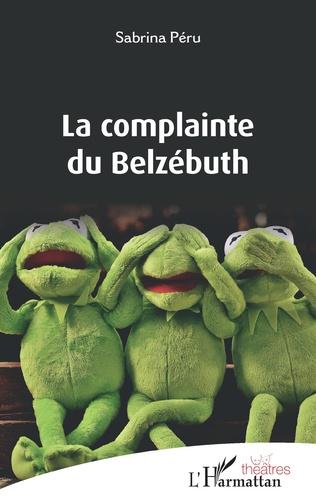 Couverture La complainte du Belzébuth