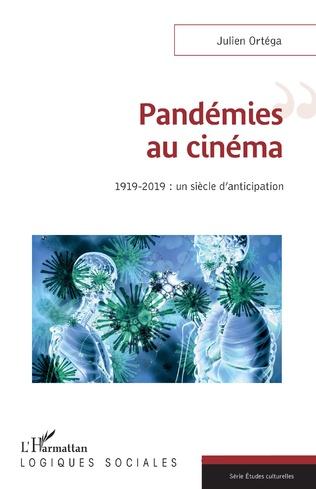 Couverture Pandémies au cinéma