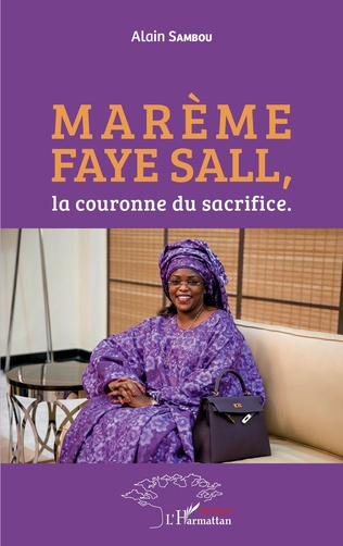 Couverture Marème Faye Sall, la couronne du sacrifice