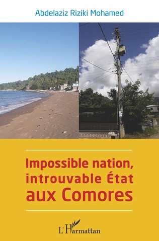 Couverture Impossible nation, introuvable État aux Comores