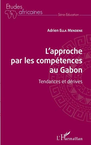Couverture L'approche par les compétences au Gabon