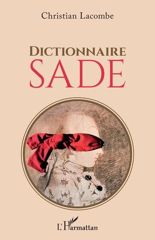 Couverture Dictionnaire Sade