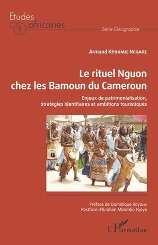 Couverture Le rituel Nguon chez les Bamoun du Cameroun
