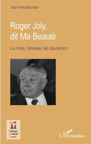 Couverture Roger Joly, dit Ma Beauté