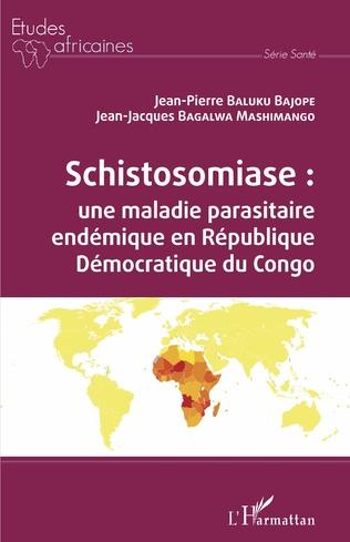 Couverture Schistosomiase : une maladie parasitaire endémique en République Démocratique du Congo