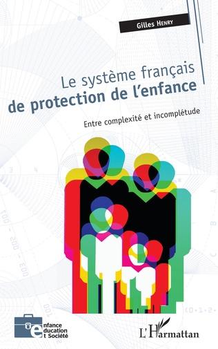 Couverture Le système français de protection de l'enfance