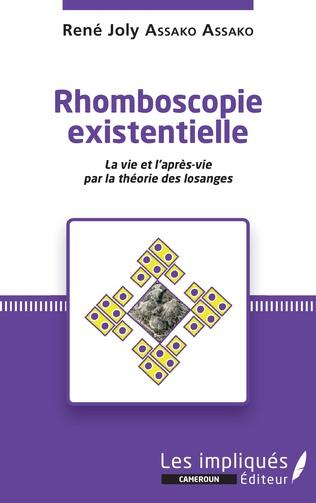 Couverture Rhomboscopie existentielle