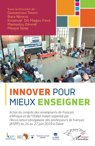 Couverture Innover pour mieux enseigner