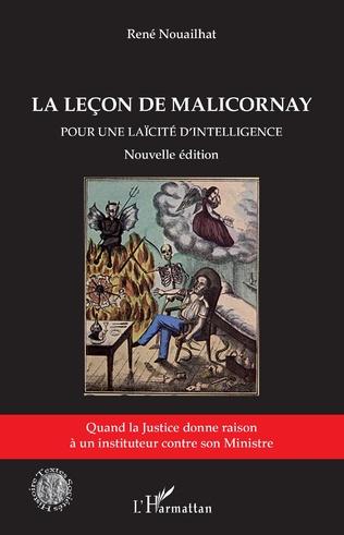 Couverture La leçon de Malicornay (Nouvelle édition)