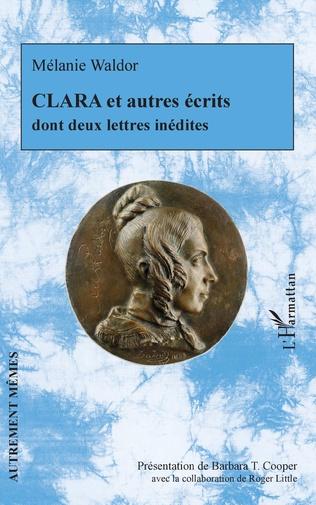 Couverture CLARA et autres écrits