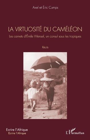 Couverture La virtuosité du caméléon
